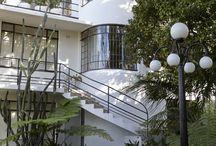 Modern art deco house