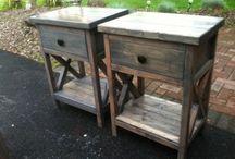 Furniture / Furniture projects