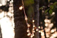 Ligths / Ne jamais oublier que sans ombre, la lumière ne pourrais pas étinceller