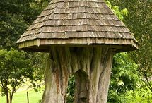 Garden Structures / Inspiration for your garden