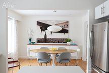 muebles de tv modernoscomedores