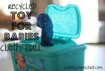 Baby Activities / by Emerald Pulotu
