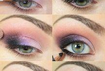makeup / by Ashley Pipkins-Rodriguez