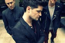 The Script Over Everything Else <3 / They are not just a band. They are my family. Their music inspires me to keep going no matter what, plus they come with good looks too ;)