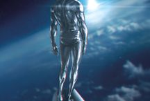 Silver Surfer / The Silver Surfer is a fictional superhero