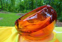 Glass - Ashtrays Art