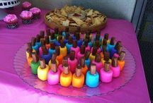 Fashion party or Sweet and Sunny party ideas