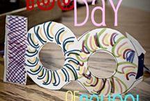 100 days of school / by Madalyn Bush