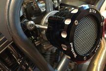 Harley Davidson special parts