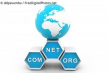 Domain Names / Everything about website domain names.