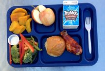 BBQ ROCKS in School Meals / Spicy ways that schools serve BBQ, grilled and pulled meats