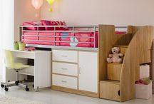 midline loft beds