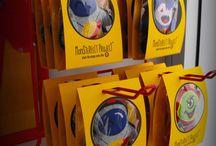 Nano Monsterfelt / Handcrafted toys made in Italy - felt monster - felt toys