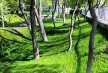 Parks in Yerevan