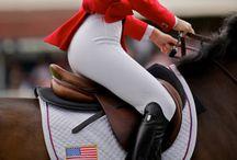 Equestrian Athletes / by Beke Brinkmann
