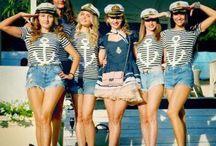 Námořnicky styl