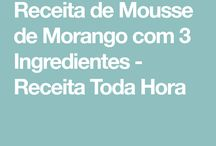 mousse de morango 2
