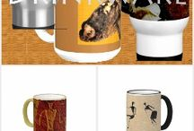 Cave Art Drinkware