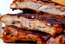 Recipes - Meat *Pork