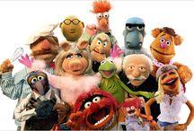 Muppets / by Adele Mayhew
