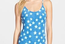 Fashionable Swimwear & Cover Ups / collection of fashionable swimwear and cover ups
