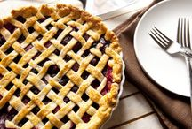 Sweet and Savory Desserts / Delicious desserts to enjoy all season long