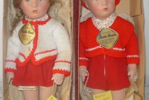 Vintage poppen