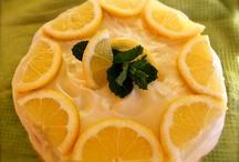 lemon love affair! / by La Bella Vita Cucina | Roz Corieri Paige