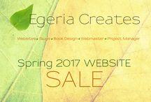Mobile Friendly Web Design: Egeria Creates