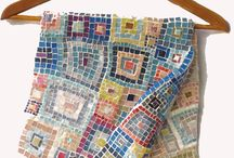quilting and needle work / by Ginger Strain