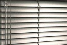 Venetian blinds / Stylish venetian blinds for homes or offices.