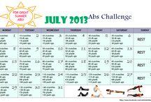 Fitness Challenge  / by Amanda Larson