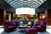 | HOTEL | / by Fresia Herhuay  |  Interior Designer