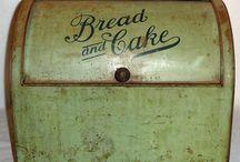 Breadbox / by Twilla Dinwiddie Choat