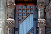 Windows and Doors / Unique and ornate entry ways