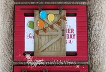 Paper Fun Barn Door