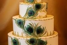 Amazing Wedding cakes / Cakes I'd love to have had