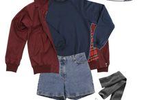 Подборка одежды