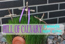 Easter / Recipes, crafts and ideas for Easter/Lent