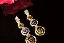 Greek Spiral Jewelry