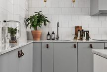 kjøkken inspirasjon moderne