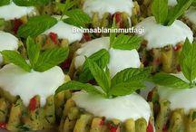 Patatesli salata
