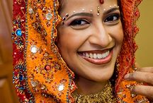 Sikh weddings / Stunning Sikh brides.