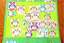 HH Owls / by Sheila Wilcox
