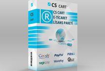 Cs-Cart Destek / Cs-Cart tasarımlarımız ve modüllerimizle fark yaratıyoruz.