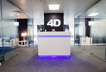Pharma 4D Project / Ashfield were engaged alongside Ben Huckerby Designs to create new offices, break out area, meeting rooms, kitchenette, reception and waiting area, within one of the Leeds premium office complexes.