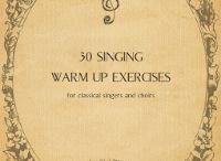 classical singing.