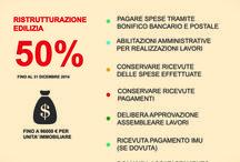 Infografica / by Casa da Sogno