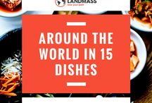 Hungry Wanderluster / Food and Travels - these are a few of our favorite places and dishes.