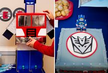 Party Planning: Transformers